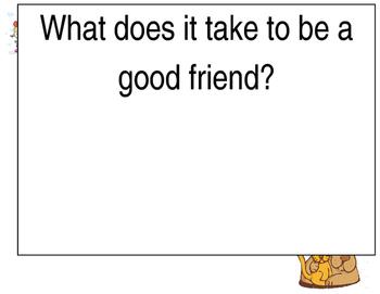 Open Court- Big Idea Questions- 1st Grade