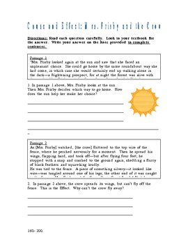 Open Court Level 4 Unit 1 Differentiated Worksheets