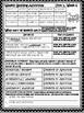 Open Court - McGraw Hill - U2W6 - A Handfu of Dirt Spelling Activity Sheet
