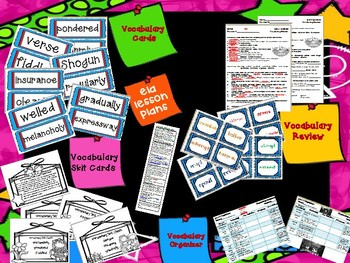 OC- U3W5 - Just 17 Syllables! Lesson Plan Bundle