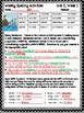 Open Court - McGraw Hill - Unit 2 Week 1 - Monsoons Spelling Activity Sheet