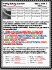 Open Court - McGraw Hill - Unit 2, Week 2 - Making Waves Spelling Activity Sheet