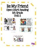 Open Court Reading - 1st Grade - Unit 2
