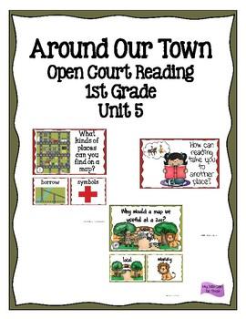 Open Court Reading 1st Grade Unit 5
