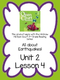 Open Court Reading Comprehension and Vocabulary Unit 2 Les