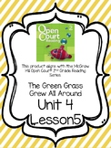 Open Court Reading Comprehension and Vocabulary Unit 4 Les