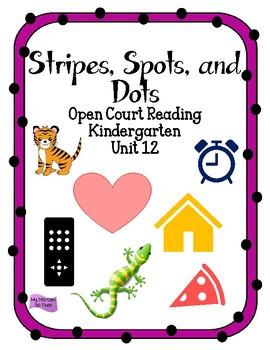 Open Court Reading - Kindergarten - Unit 12