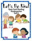 Open Court Reading - Kindergarten - Unit 2