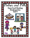 Open Court Reading - Kindergarten - Unit 4