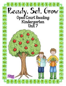 Open Court Reading - Kindergarten - Unit 7