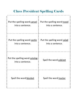 Open Court Resource-Level 5 Unit 1 Spelling Games