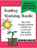Open Court Second Grade Reading Workshop Bundle Unit 4 Lesson 5