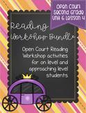 Open Court Second Grade Reading Workshop Bundle Unit 6 Lesson 4