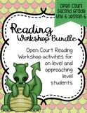 Open Court Second Grade Reading Workshop Bundle Unit 6 Lesson 6