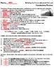 Open Court - U5W6 - Building the Transcontinental Railroad Vocabulary Sheet