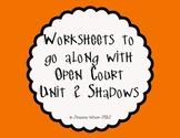 Open Court Unit 2 Worksheets
