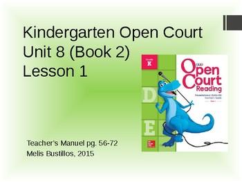 Open Court Unit 8 Lesson 1