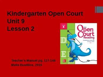 Open Court Unit 9 Lesson 2