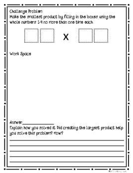 2-Digit Multiplication Challenge