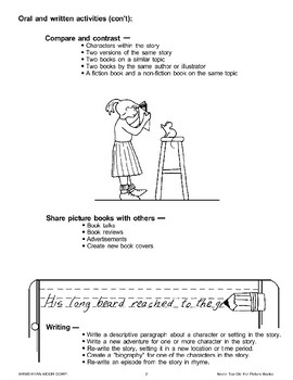 Open-Ended Activities to Use With Picture Books