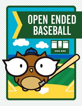 Open Ended Baseball