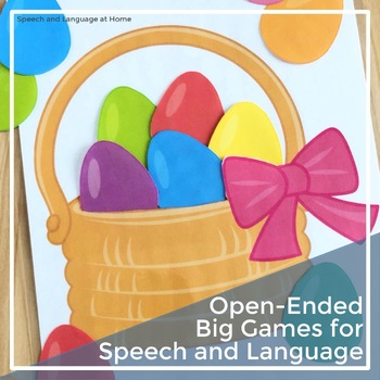 Open-Ended Big Games for Speech and Language