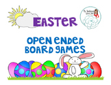 Open Ended Board Games: Easter