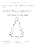 Open-Ended Christmas Fractions Activity