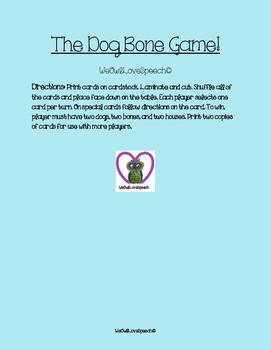 Open-Ended Dog Bone Game