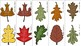 Open Ended Fall Leaves Game