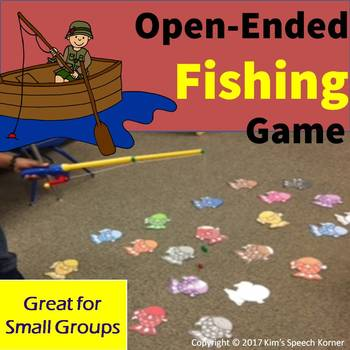 Open-Ended Fishing Game