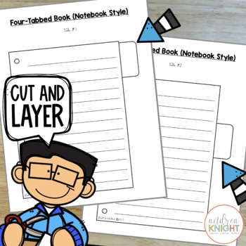 Open-Ended LAP BOOK Templates