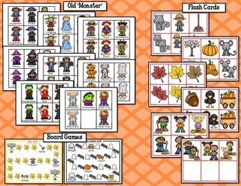 Open Ended Language & Articulation Games - October