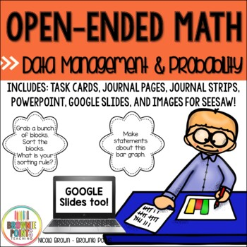 Open-Ended Math Questions - Data Management & Probability