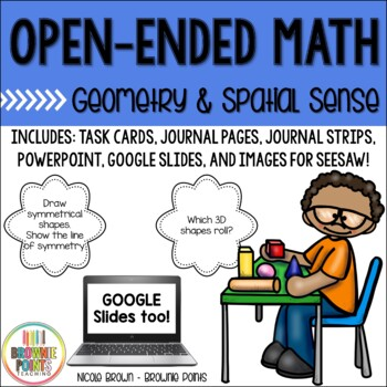 Open-Ended Math Questions - Geometry