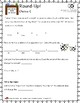 Open-Ended Math Questions Grades 2-3, Addition Properties & Number Patterns