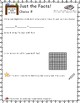 Open-Ended Math Questions Grades 2-3, Arrays, Add, Subtract & Multiply
