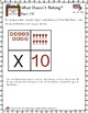 Open-Ended Math Questions Grades 2-3, Problem Solving, Add & Subtract, WDB?