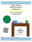 Open-Ended Math Questions, Grades 4-5: Data and Graphs