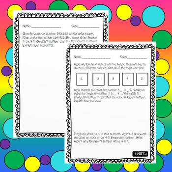 Open Ended Word Problems - Grade 4 Worksheets
