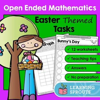 Open Ended Mathematics: Easter Themed Tasks