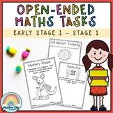 Word problems - Problem Solving activities { Kindergarten,