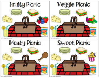 Open-Ended Picnic Game