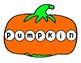 Open Ended Pumpkin Game