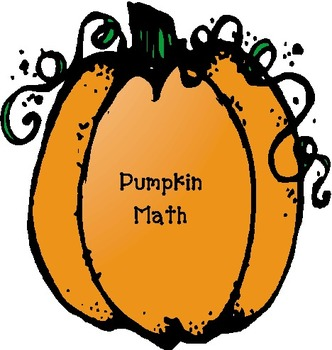 Open-Ended Pumpkin Math