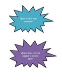 Open Ended Question Cards/Discussion Starters/Ice Breakers