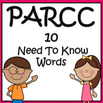 PARCC-like Words