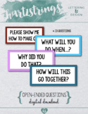 Open-Ended Questions Mini Posters