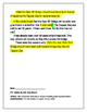 PARCC Practice- Open Ended Questions- Text Evidence TFK 20