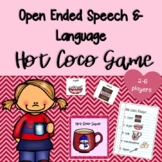Open Ended Speech & Language Winter Game